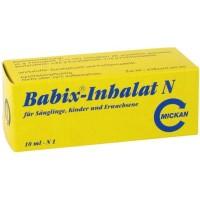 Tinh dầu trị cảm cúm Babix-Inhalat N 10ml - T195