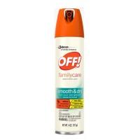 Xịt chống côn trùng OFF Family Care 113g - T175
