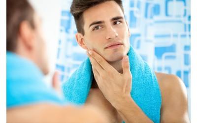 Mẹo làm giảm quá trình lão hóa da cho nam giới