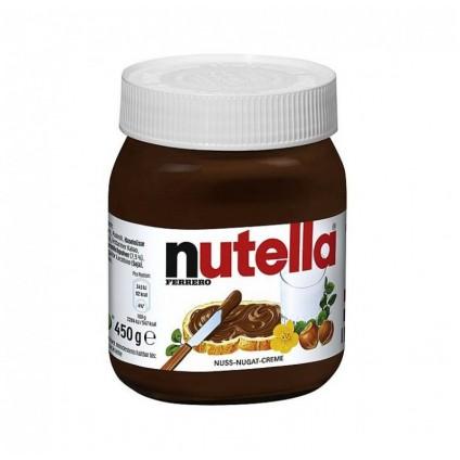 MỨT KEM HẠT DẺ CHOCOLATE NUTELLA 450G 1028