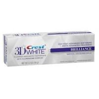 Có nên dùng kem đánh răng crest 3d white brilliance?