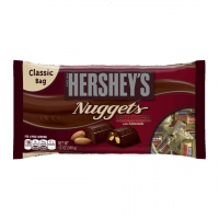 Chocolate Hershey's Nuggest 340g - 124