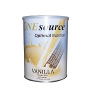 Sữa bột dinh dưỡngOne Source Optimal Nutrition Vanilla 400g - 1442