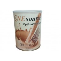 Sữa bột dinh dưỡngOne Source Optimal Nutrition Chocolate 400g - 1443
