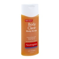 Sữa tắm tẩy tế bào và ngăn ngừa mụn Neutrogena Body Clear & Body Scrub 250ml - 1541