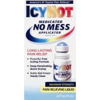 Dầu nóng Icy Hot No Mess 73ml - T191