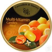 Kẹo ngậm Multi-Vitamin Cavendish & Harvey 175g - 1658
