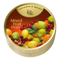 Kẹo ngậm Cavendish & Harvey Mixed Fruit 175g - 1704
