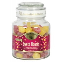 Kẹo ngậm Cavendish & Harvey Sweeh Heart 350g - 1776