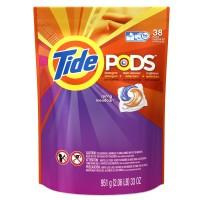 Viên nước giặt Tide Pods 3in1 38viên 951g - 1812