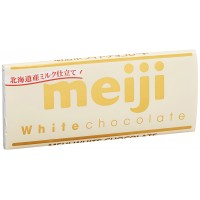Chocolate trắng Meiji 40g - 2013