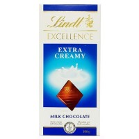 Chocolate Lindt Milk Extra Creamy - 2166