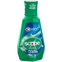 Nước súc miệng Crest Scope Outlast Mint 1L - 2211