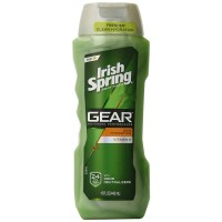 Sữa tắm Irish Spring Gear Skin Hydration 443ml - 2272