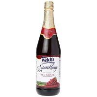 Nước ép nho đỏ Welch's Sparkling 750ml - 2287