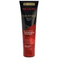 Dầu gội và xả Revlon color shilk Brave Red 250ml - 2425