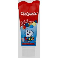Kem đánh răng cho bé Colgate Bubble Fruit 99g - 2441