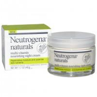 Kem dưỡng da ban đêm Neutrogena Naturals Multi-Vitamin Nourishing Facial Night Cream 48g - 2482