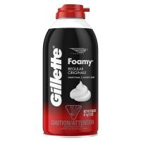 Kem bọt cạo râu Gillette Foamy Regular 311g - 2515