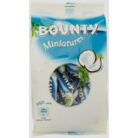 Chocolate Bounty Miniatures 150g - 2595