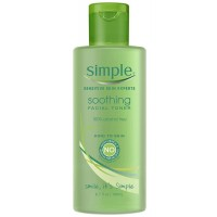 Nước hoa hồng Simple Soothing Facial Toner 198ml - 2603