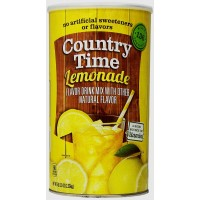 Bột chanh Country Time Lemonade 2.33kg - 2608