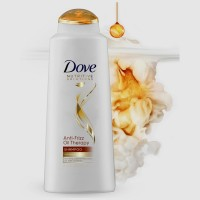 Dầu gội Dove Anti-Frizz Oil Therapy 603ml - 2625