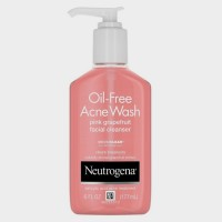 Sữa rửa mặt Neutrogena Pink Grapefruit Facial Cleanser 177ml - 2636