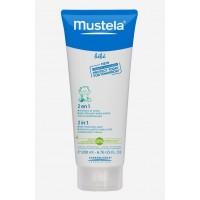 Tắm gội trẻ em Mustela 200ml - 2653