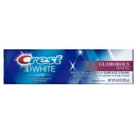 Kem đánh răng Crest 3D White Luxe Glamorous White 136g - 2658