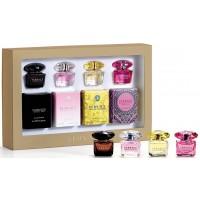 Bộ quà tặng Versace Bright Crysal 4chai nước hoa nhỏ - 2672