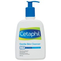 Cetaphil Gentle Skin Cleanser Face & Body 500ml - 2768