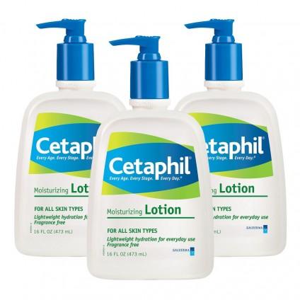 Dưỡng thể Cetaphil Moisturizing Lotion 473ml - 2788