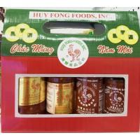 Bộ 4 sản phẩm tương ớt Sriracha  - 2799