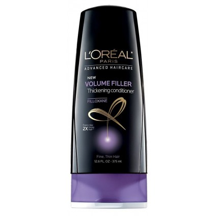 Dầu xả L'Oreal Volume Filler 375ml - 602