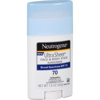 Sáp chống nắng Neutrogena Ultra Sheer Face & Body Stick Sunscreen Spf 70 - 788