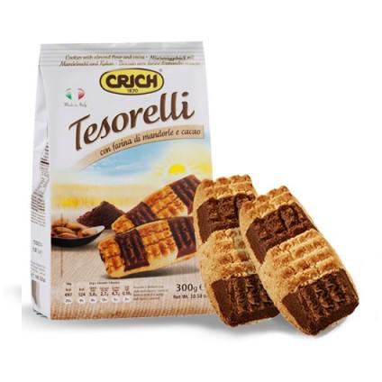 Bánh quy bơ biscut Crich Tesorelli - 1109