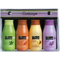 Bộ sữa tắm dạng gel Cottage - 717