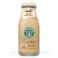 Cafe Starbucks Frappuccino hương Vanilla - 176