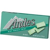 Chocolate Andes Peppermint - T54