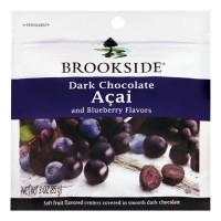 Chocolate đắng nhân quả Acai vị việt quất Brookside 85g - 1372