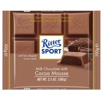 Chocolate Ritter Sport Cocoa Mousse - 767