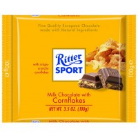 Chocolate Ritter Sport Cornflakes - 791