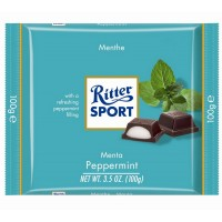 Chocolate Ritter Sport Peppermint - 765
