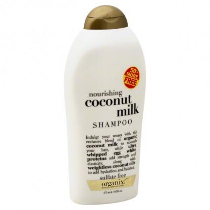 Dầu gội OGX Coconut Milk 577ml - 1219