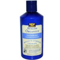 Dầu xả làm dày tóc Avalon Organics Biotin B-Complex 397g - 955