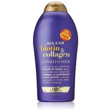 Dầu xả OGX Biotin & Collagen 577ml - 1181