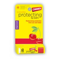 Dưỡng môi chống nắng Carmex Cherry SPF 15 - 817