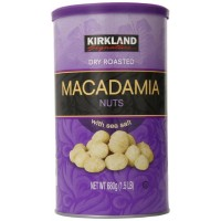 Hạt Macadamia Kirkland Signature 680g - 786
