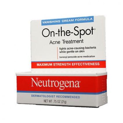 Kem trị mụn Neutrogena On-the-Spot Acne Treatment 21g - 1281